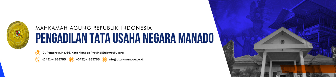 PTUN Manado